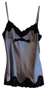 Express Top Slate grey and black
