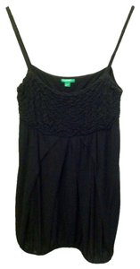 United Colors of Benetton Top Black