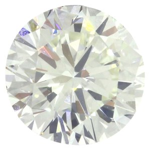Earth 2.02ct GIA Certified K VS1 Round Brilliant Cut Loose Diamond for Engagement Ring