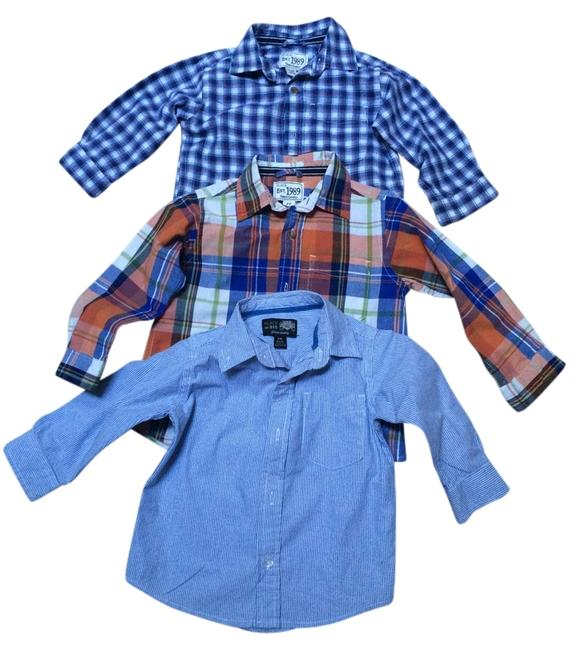 Preload https://item2.tradesy.com/images/the-children-s-place-multicolor-3-boys-shirts-button-down-top-size-os-one-size-10571851-0-1.jpg?width=400&height=650
