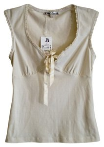 Nanette Lepore Top NWT Ivory XS