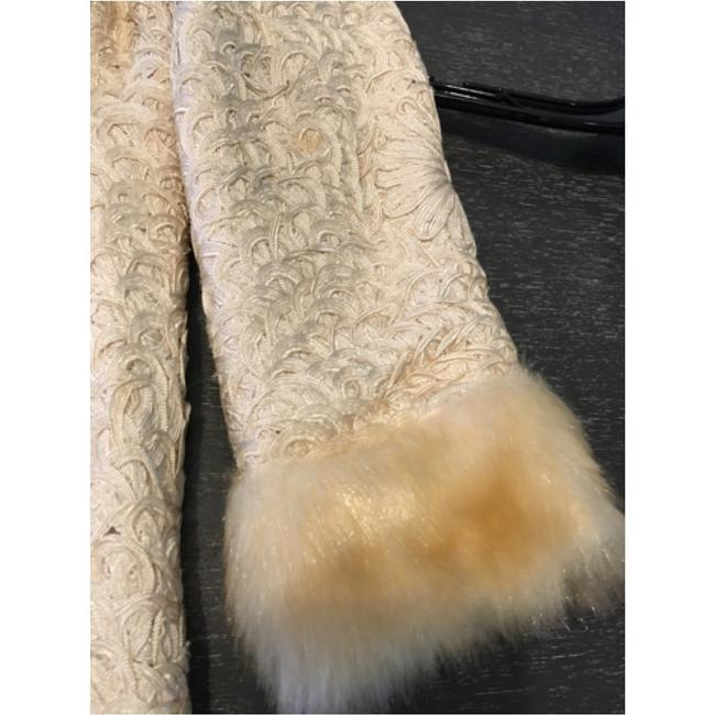 Sue Wong Fur Coat