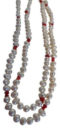 Khalsa Endless Freshwater Pearl and Gemstone Necklace