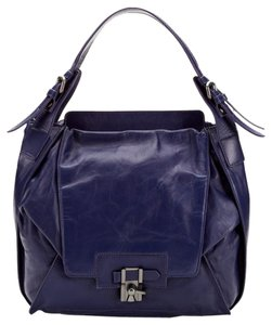 Kooba Leather Designer Celebrityfavorite Shoulder Bag