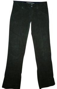 Daughters of the Liberation Straight Pants Moss Green