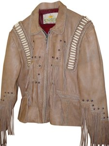 SunRiders Western wear Motorcycle Jacket