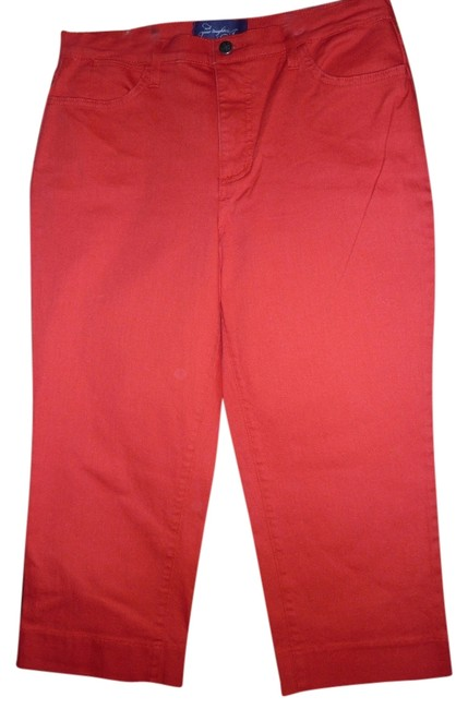 Preload https://item5.tradesy.com/images/nydj-red-capricropped-jeans-size-33-10-m-1057399-0-0.jpg?width=400&height=650