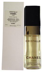 Chanel CHANEL CRISTALLE vintage* 3.4 oz / 100 ML Eau De Toilette Spray Sealed * Made In France * Original Tester