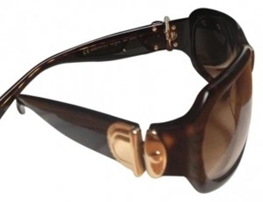Marc Jacobs Marc Jacobs Tortoise Gold Sunglasses
