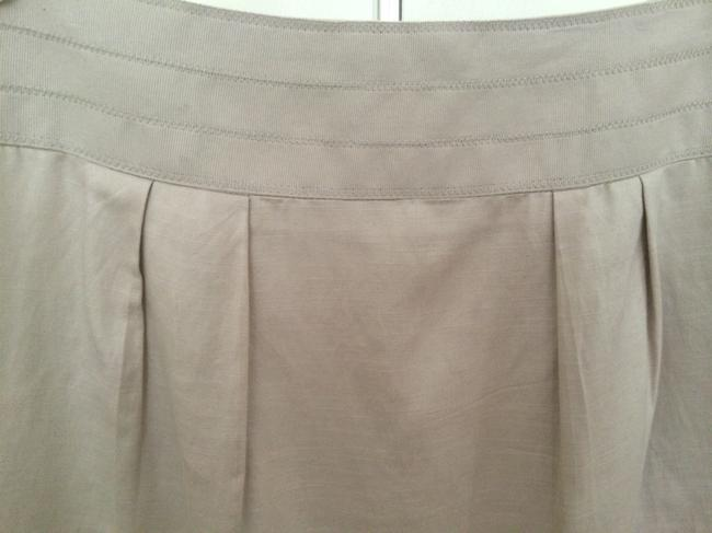 Banana Republic Work Skirt Beige