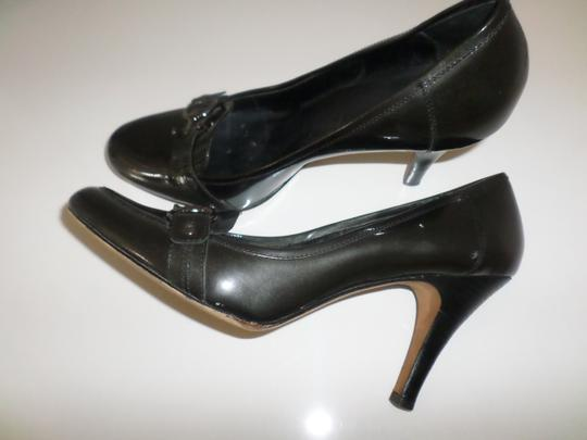 Circa Joan & David dark grey Pumps