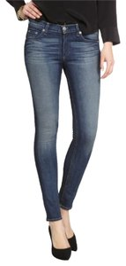Rag & Bone Skinny Jeans-Medium Wash