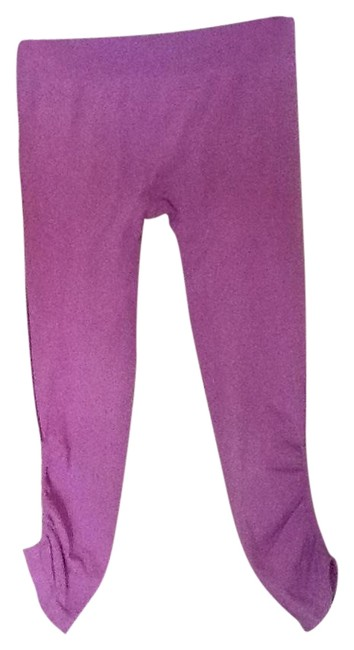 Preload https://img-static.tradesy.com/item/1057589/unity-world-wear-light-purple-soft-and-smooth-activewear-capriscrops-size-8-m-29-30-0-0-650-650.jpg