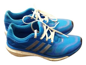 adidas Blue/White/Black Athletic