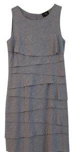 Laundry by Shelli Segal short dress Light grey on Tradesy