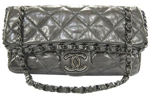Chanel Classic Quilted Leather Shoulder Bag