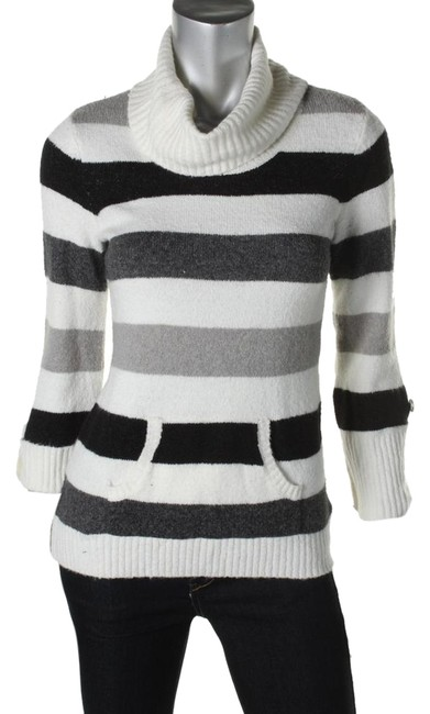 Preload https://item3.tradesy.com/images/style-and-co-charcoal-heather-number-34744ht151-sweaterpullover-size-petite-4-s-10577242-0-1.jpg?width=400&height=650