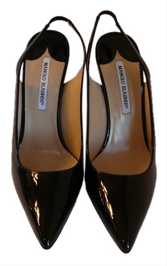 Manolo Blahnik 39 Chanel 39 Jimmy Choo 39 Valentino 39 Saint Laurent 39 Black Pumps