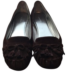 Calvin Klein Brown Flats
