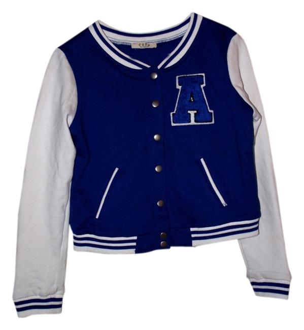 Preload https://item3.tradesy.com/images/blue-new-jacket-varsity-sweater-sweatshirthoodie-size-4-s-10577407-0-5.jpg?width=400&height=650