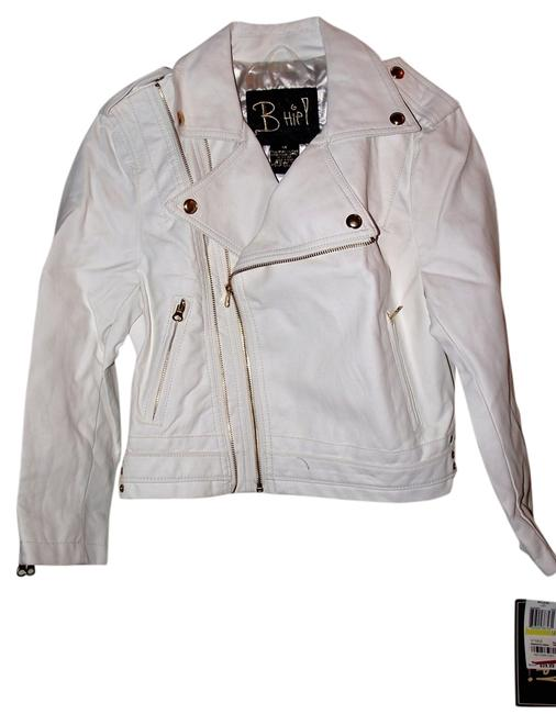 Preload https://item4.tradesy.com/images/white-new-with-tags-faux-leather-medium-macys-motorcycle-jacket-size-8-m-10577608-0-1.jpg?width=400&height=650