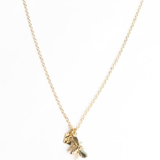 Elliot Francis Bumble bee necklace