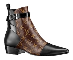 Louis Vuitton Brown & black Boots