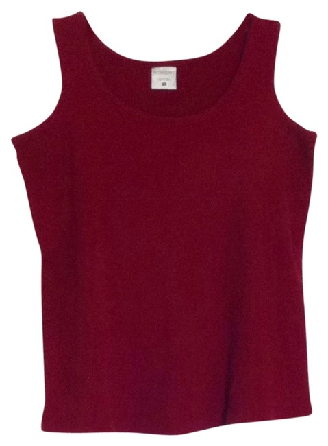 Motherhood Maternity Red Tank Top