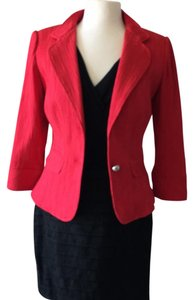 Kay Unger Red Jacket