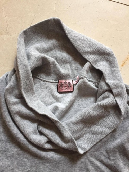 Juicy Couture Vest Velour Sweater