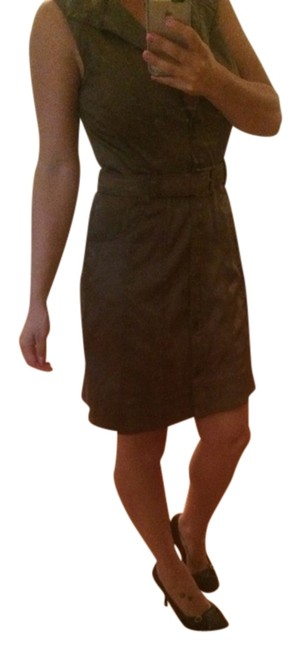 Cache short dress Chocolate on Tradesy