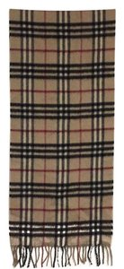 Burberry London Burberry Large Check Cashmere