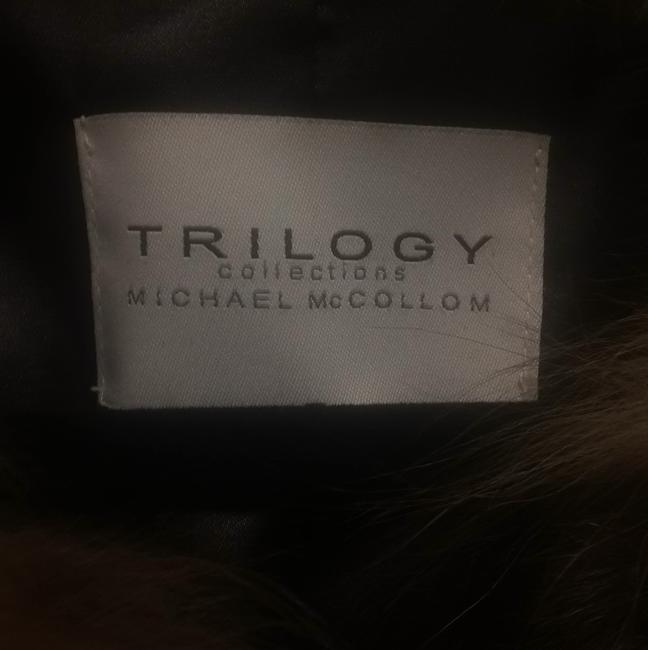 Trilogy by Michael McCollom Fur Coat