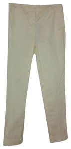 Fendi Trouser Pants Ivory
