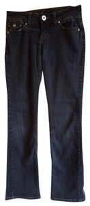 Guess Doheny Boot Cut Jeans-Dark Rinse