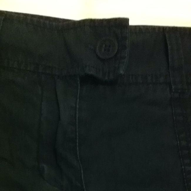 New York & Company Capris Black