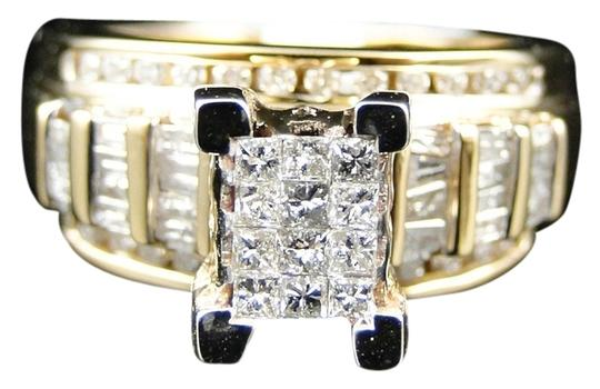 Preload https://img-static.tradesy.com/item/10581157/jewelry-unlimited-yellow-gold-ladies-princess-cut-diamond-engagement-wedding-bridal-set-090-ct-ring-0-1-540-540.jpg