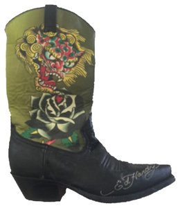 Ed Hardy Boots