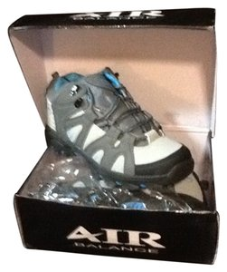 Airwalk Gray And Turquoise Athletic