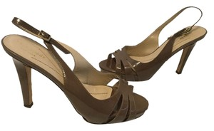 Kate Spade Italian New Brown patent Sandals