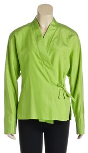 Dana Buchman Top Green