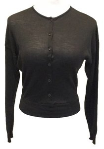 Narciso Rodriguez Pull-over Sheer Virgin Wool Sweater