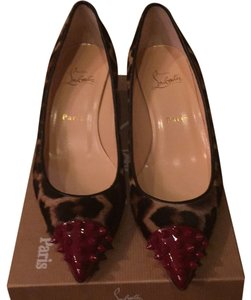 Christian Louboutin Pony Pumps