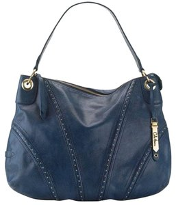 Cole Haan Leather Britney Hobo Bag