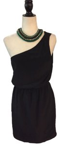 Club Monaco short dress Black/Noir on Tradesy