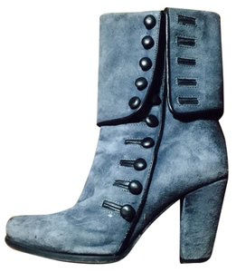 Progetto Glam Grey Boots