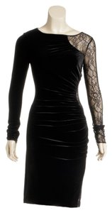 A.B.S. by Allen Schwartz short dress Black on Tradesy