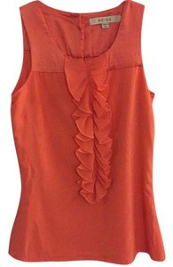Reiss Top Coral
