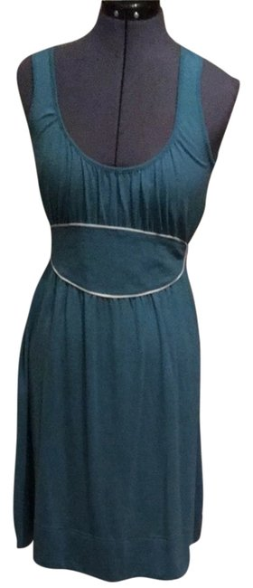Preload https://img-static.tradesy.com/item/10584217/banana-republic-muted-teal-jersey-short-casual-dress-size-2-xs-0-1-650-650.jpg