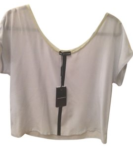 Emporio Armani Top Light Blue